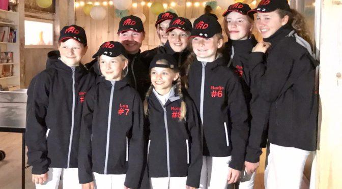 Top Vereinsleistung: 9 von 10 YRD Team-Reitern zur Kaderberufung geladen