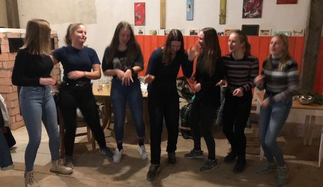 Weihnachtsfeier YRD Verein mit viel Spaß und Tanz – 29.12.2019